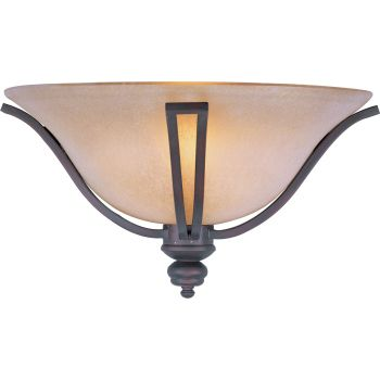 Maxim Lighting Madera Wall Sconce in Oil Rubbed Bronze