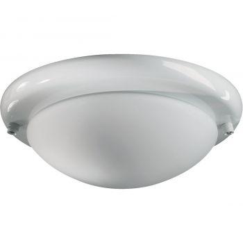 """Quorum Kit 10"""" Ceiling Fan Light Kit in White"""