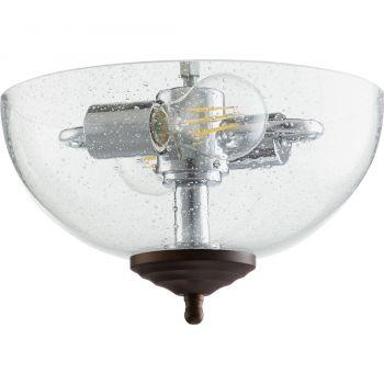 Quorum Kit 2-Light LED Light Kit in Toasted Sienna/Oiled Bronze