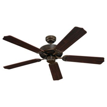 "Sea Gull Lighting Quality Max 52"" Ceiling Fan in Russet Bronze"