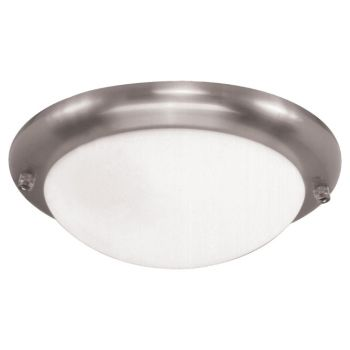 Sea Gull Ceiling Fan Light Kits Ceiling Fan Light Kit in Brushed Nickel
