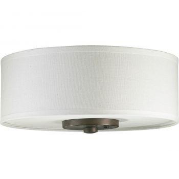 """Quorum Kit 11"""" 3-Light Ceiling Fan Light Kit in Oiled Bronze"""