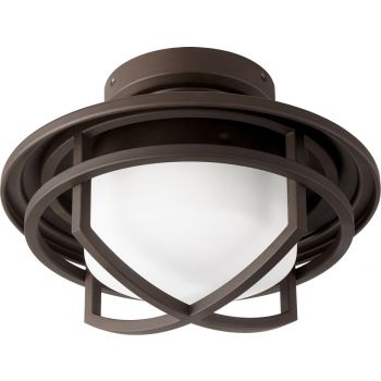 Quorum International Windmill Led Cage Kit in Oiled Bronze