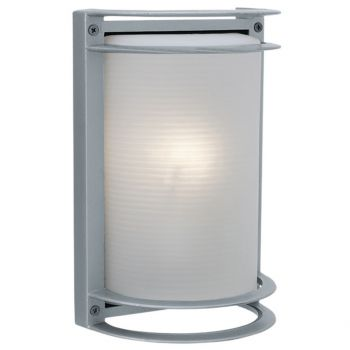 """Access Lighting Nevis 10.5"""" LED Outdoor Wall Sconce in Satin"""