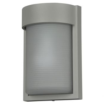 """Access Lighting Destination 7.24"""" Outdoor Light LED Sconce in Satin"""
