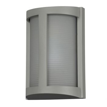 Access Lighting Pier Outdoor Wet Rated LED Wall Fixture in Satin
