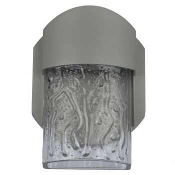 Access Lighting Mist Outdoor Wet Rated LED Wall Fixture in Satin