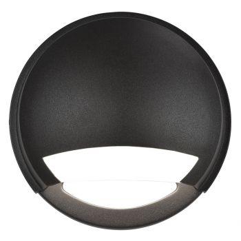 "Access Lighting Avante Outdoor 8.66"" LED Wall Fixture in Bronze"