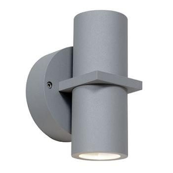 Access Lighting KO Outdoor 2-Light Wet Location Spot-Light in Satin