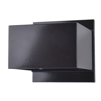 """Access Square 3"""" Outdoor Wall Light in Black"""