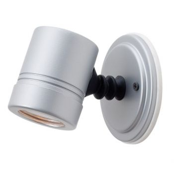Access Lighting Myra Outdoor Wet Rated Spot-Light in Silver