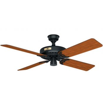 "Hunter Original 52"" Indoor/Outdoor Ceiling Fan in Black"