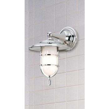 Hudson Valley Rockford Wall Sconce in Polished Nickel