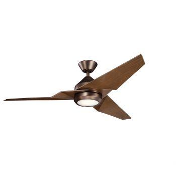 """Kichler Jade 60"""" Ceiling Fan in Oil Brushed Bronze"""