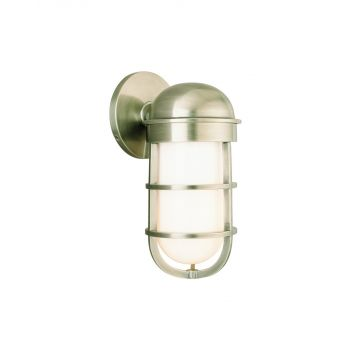 Hudson Valley Groton Wall Sconce in Nickel