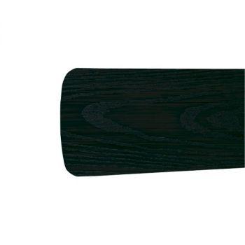 Quorum Fan Accessories Fan Blades in Gloss Black (Set of 6)