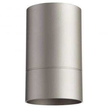 "Quorum International Cylinder 4"" Ceiling Light in Graphite"