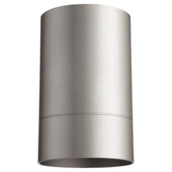 "Quorum International Cylinder 6"" Ceiling Light in Graphite"