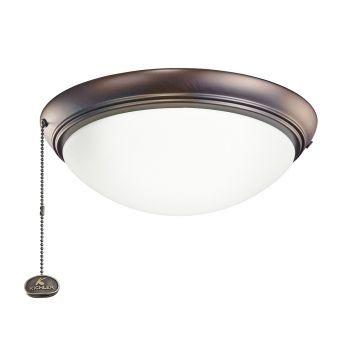 Kichler Accessory Fan Light-Kit in Oil Brushed Bronze