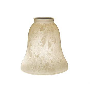 """Kichler 5.25"""" White Vetro Mica Glass Shade [4-Pack]"""