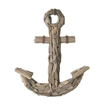 ELK Home Driftwood Anchor in Tan Finish