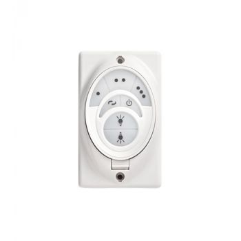 Kichler 56K Cooltouch Remote Full Function Fan Accessory in White