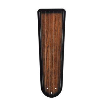 Kichler Fan Accessory Climates Squared Blade Set in Distressed Black & Walnut