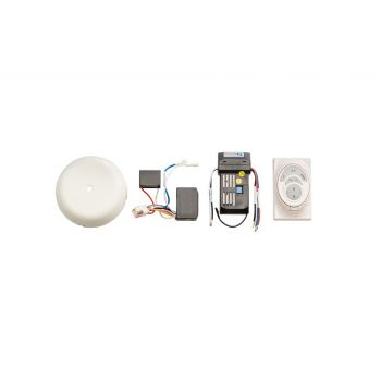 Kichler CoolTouch Ceiling Fan Control System R200 in Brushed Stainless Steel
