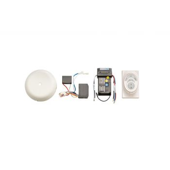 Kichler CoolTouch Ceiling Fan Control System R400 in Brushed Stainless Steel