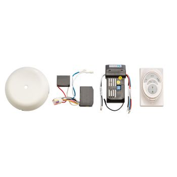 Kichler CoolTouch Ceiling Fan Control System R400 in White
