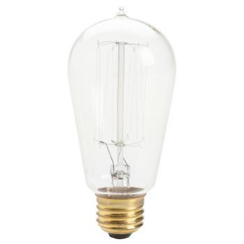 Kichler Antique 60W Light Bulb in Clear 6-Pack