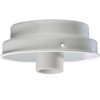 """Quorum Kit 3.5"""" Patio Ceiling Fan Light Kit in White"""