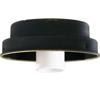 """Quorum Kit 4.25"""" Patio Ceiling Fan Light Kit in Old World"""