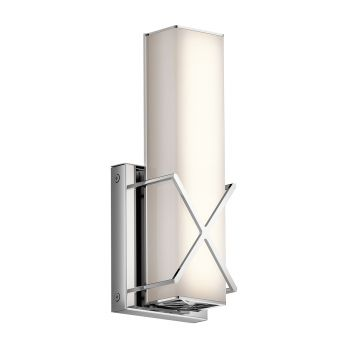 Kichler Trinsic LED Wall Sconce in Chrome