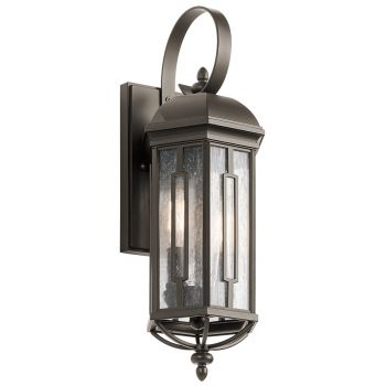 Kichler Galemore 2-Light Small Outdoor Wall in Olde Bronze