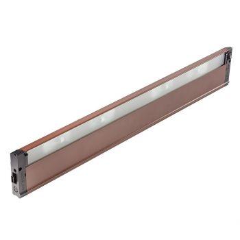 """Kichler Harmonization 30"""" 120V 4-Light Under Cabinet in Bronze Textured"""