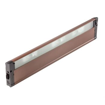 """Kichler Harmonization 22"""" 12V 3-Light Under Cabinet in Bronze Textured"""