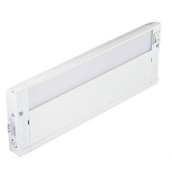 """Kichler 4U Series LED 12"""" 2700K Under Cabinet in Textured White"""