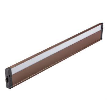 """Kichler 4U Series LED 30"""" 2700K Under Cabinet in Bronze Textured"""