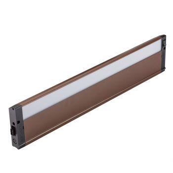 """Kichler 4U Series LED 22"""" 3000K Under Cabinet in Bronze Textured"""