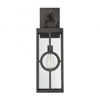 """Savoy House Lauren 24.5"""" Outdoor Wall Lantern in English Bronze"""