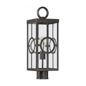 """Savoy House Lauren 19.75"""" Outdoor Wall Lantern in English Bronze"""