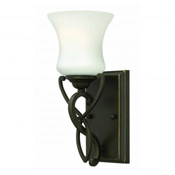 Hinkley Brooke Bathroom Wall Sconce in Olde Bronze