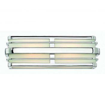 Hinkley Winton 1-Light LED Bathroom Vanity Light in Chrome