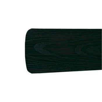 """Quorum Fan Accessories 52"""" Outdoor Fan Blades in Black (Set of 5)"""