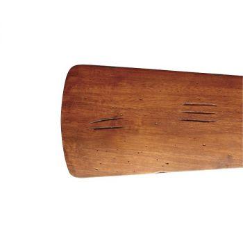 """Quorum Fan Accessories 52"""" Fan Blades in Vintage Walnut (Set of 5)"""