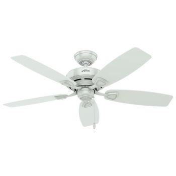 """Hunter Sea Wind 48"""" Ceiling Fan in White"""