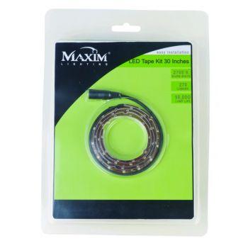"""Maxim Lighting StarStrand 30"""" LED Tape Kit"""