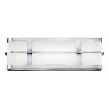 Hinkley Fairlane 1-Light LED Bathroom Vanity Light in Chrome