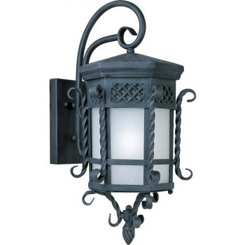"""Maxim Scottsdale LED 23.5"""" Outdoor Wall Mount in Country Forge"""